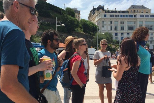 cursos frances biarritz excursiones - Biarritz