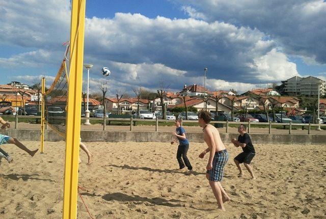 cursos frances biarritz playa - Biarritz