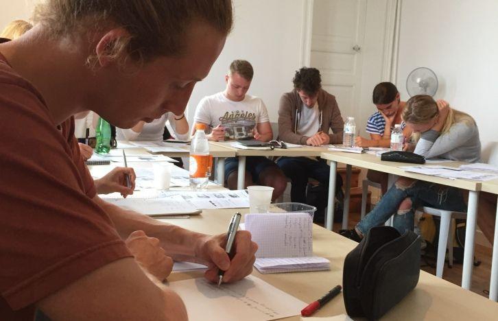 cursos frances biarritz - Biarritz