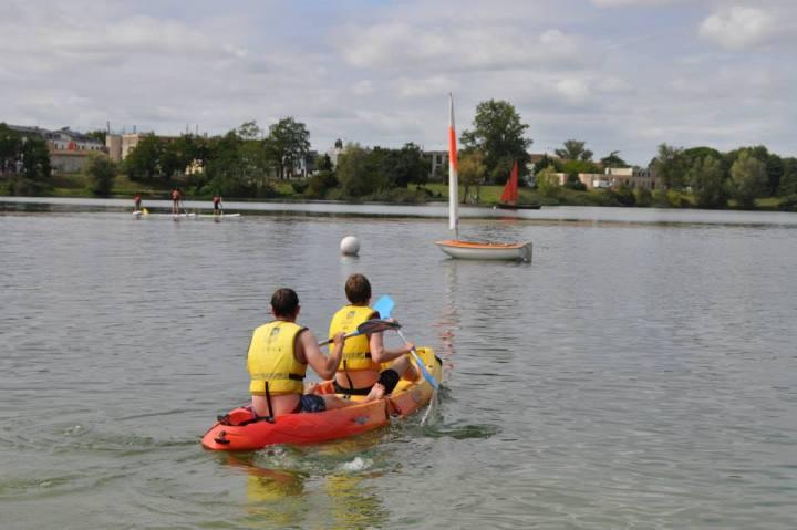 cursos frances burdeos canoa - Burdeos