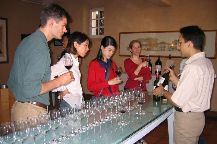 cursos frances burdeos cata vinos - Burdeos