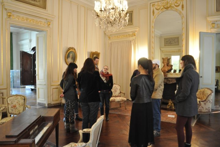 cursos frances burdeos museo art deco - Burdeos