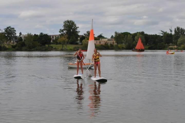 cursos frances burdeos paddle surf - Burdeos