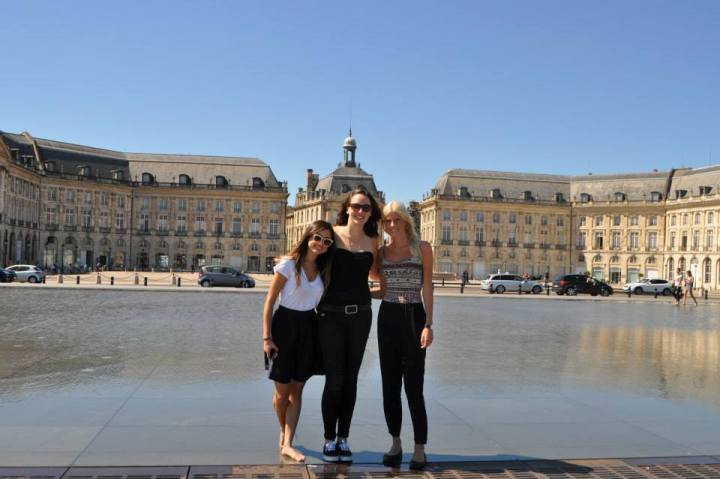cursos frances burdeos tour - Burdeos