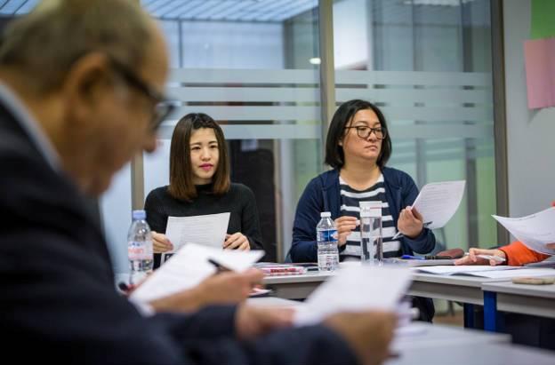 cursos frances extranjero - Lyon