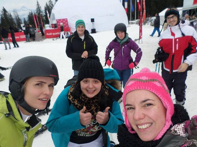 cursos frances lyon esqui - Lyon