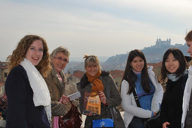 cursos frances lyon programa excursiones - Lyon