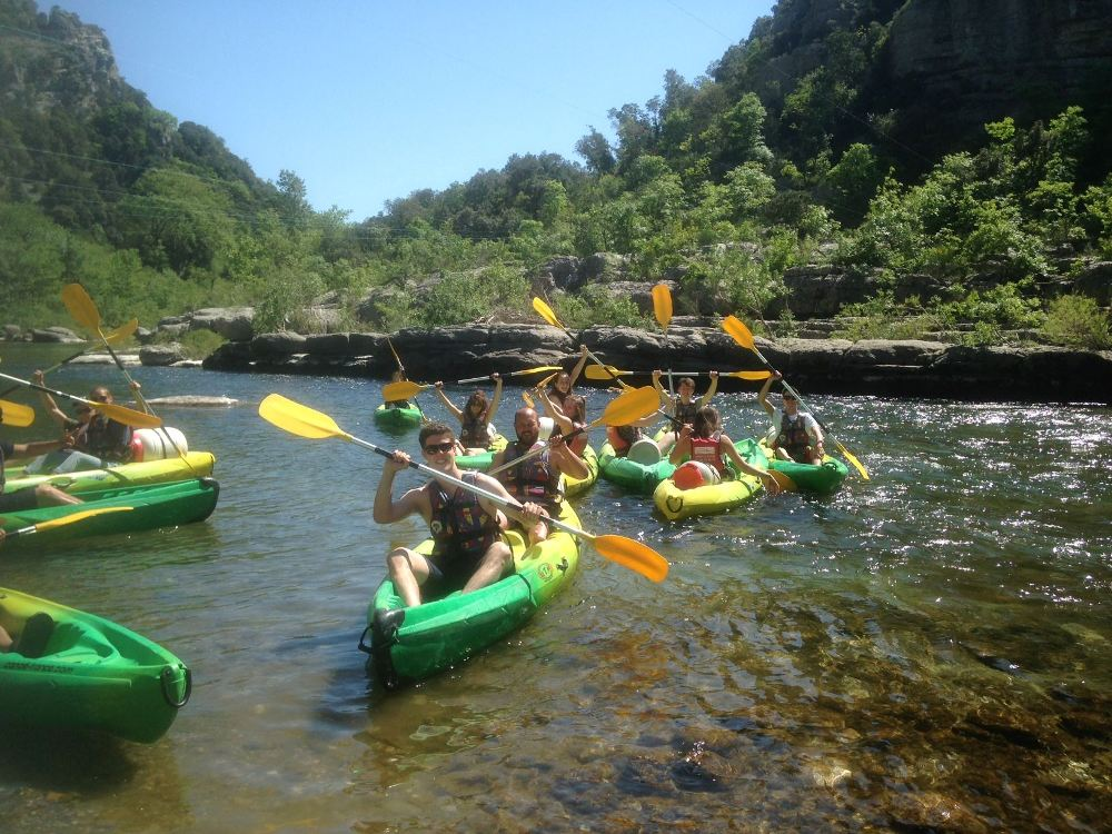 cursos frances montpellier canoa - LFS Montpellier