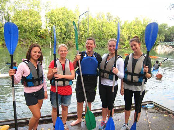 cursos frances montpellier canoas - Easy french