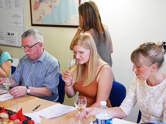 cursos frances montpellier cata vinos - Easy french