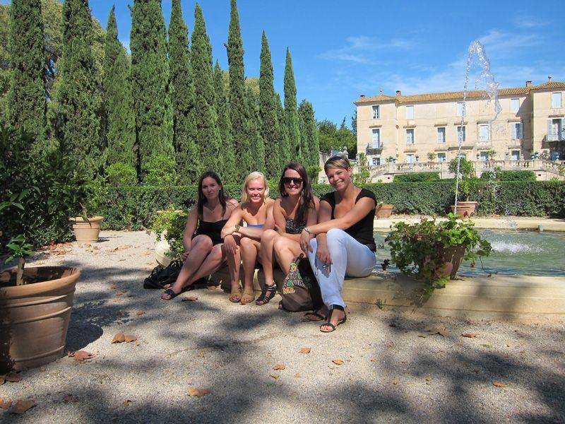 cursos frances montpellier excursiones - LFS Montpellier