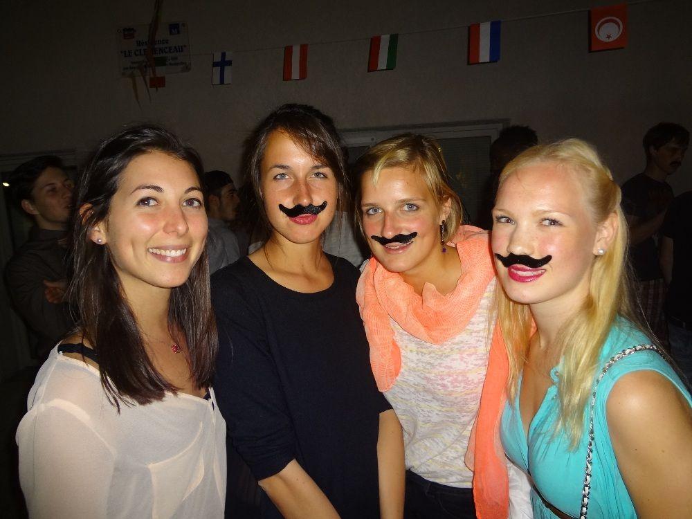 cursos frances montpellier fiestas - LFS Montpellier