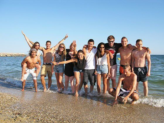 cursos frances montpellier playa - Easy french