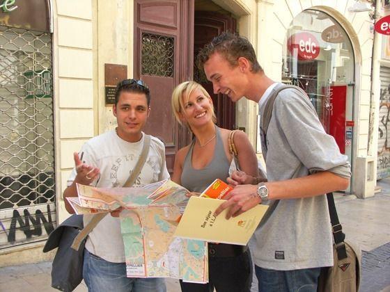 cursos montpellier actividades - Easy french