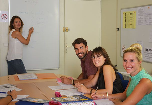 cursos montpellier - Easy french