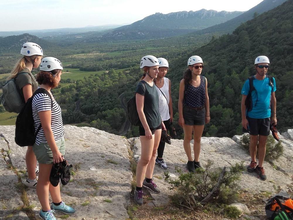 escalada montpellier - LFS Montpellier