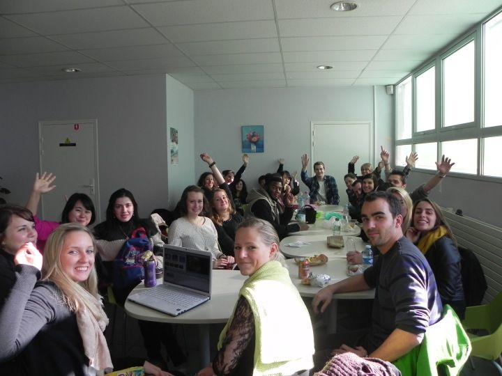 escuela frances annecy cafeteria - Annecy