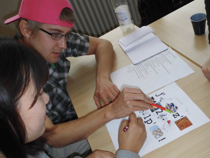 escuela frances annecy clases - Annecy