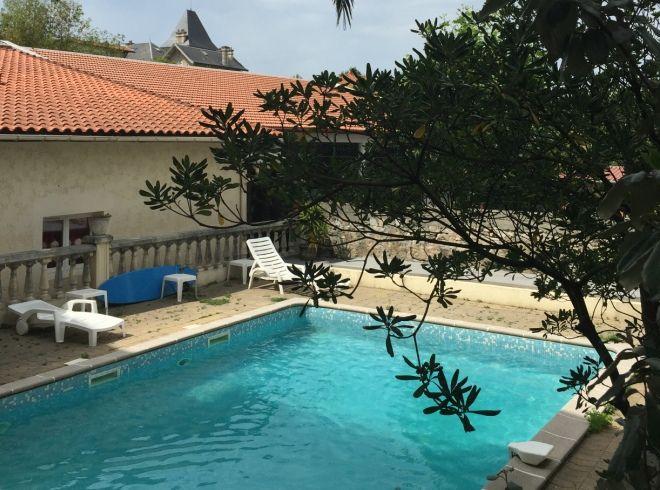 escuela frances biarritz piscina - Biarritz