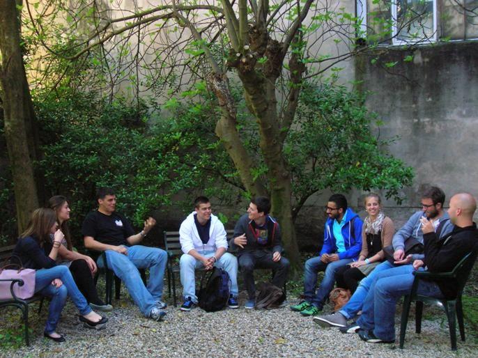 escuela frances burdeos jardin - Burdeos