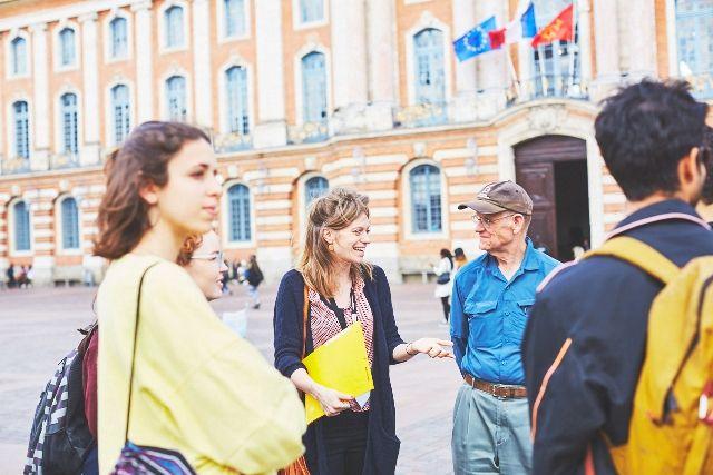 escuela frances toulouse excursiones - Toulouse