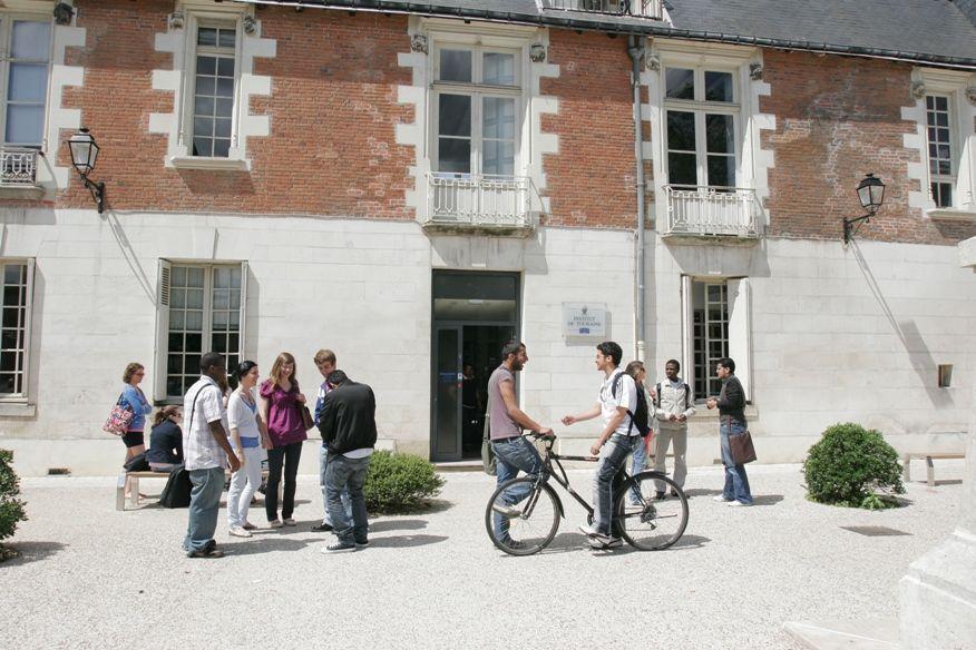 escuela frances tours acceso principal - Tours