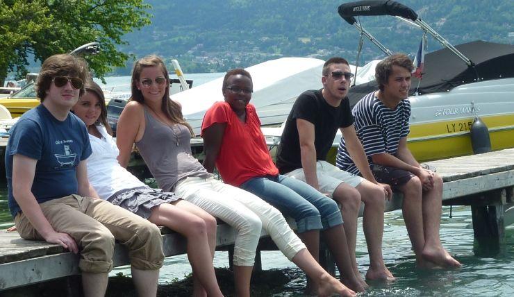 estudiar frances annecy excursiones - Annecy