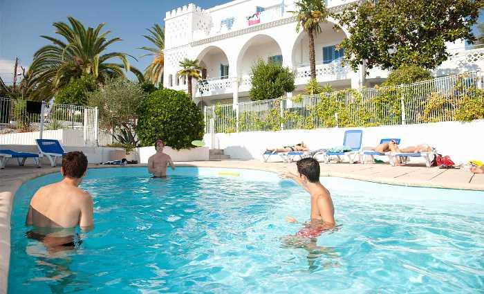 residencia castel arabel 1 - Antibes