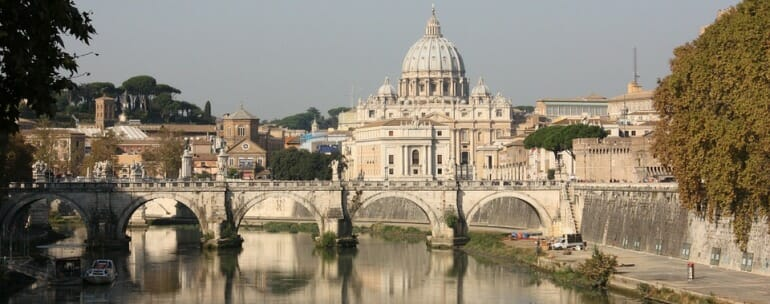 visitar roma - 8 datos que te gustará conocer si vas a visitar Roma