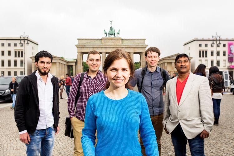 aprender aleman berlin 2 - Alpadia