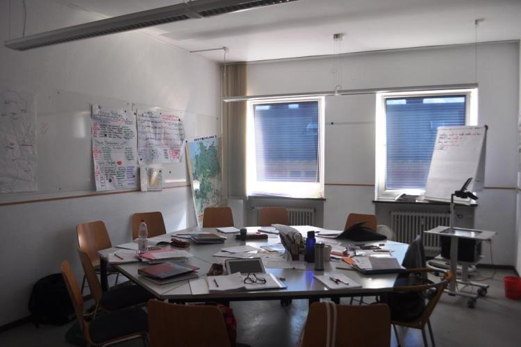 aprender aleman en alemania - Regensburg