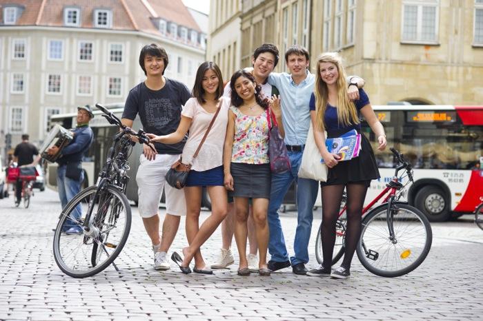 aprender aleman munster actividades - Münster
