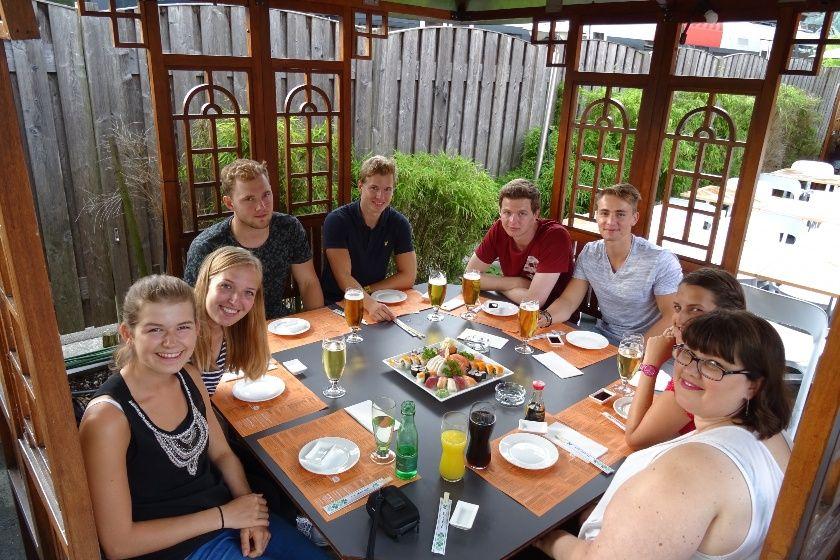 curso alemania actividades 1 - Lindau