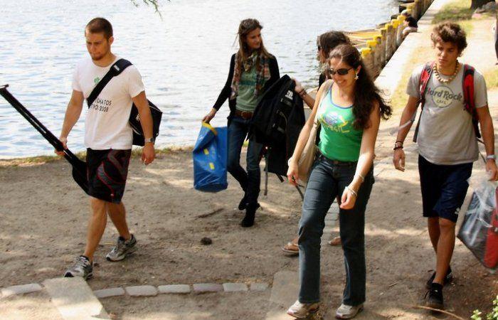 curso berlin programa social - GLS