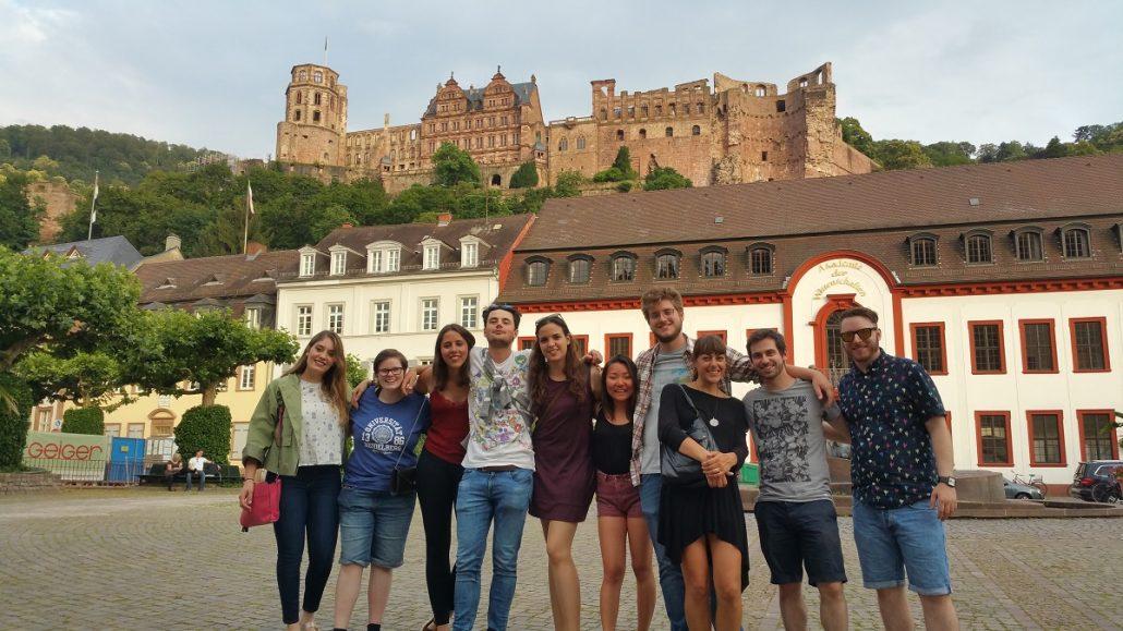 cursos aleman heidelberg excursiones - Heidelberg