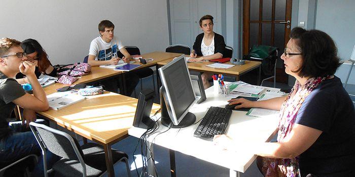 cursos aleman munich - BWS