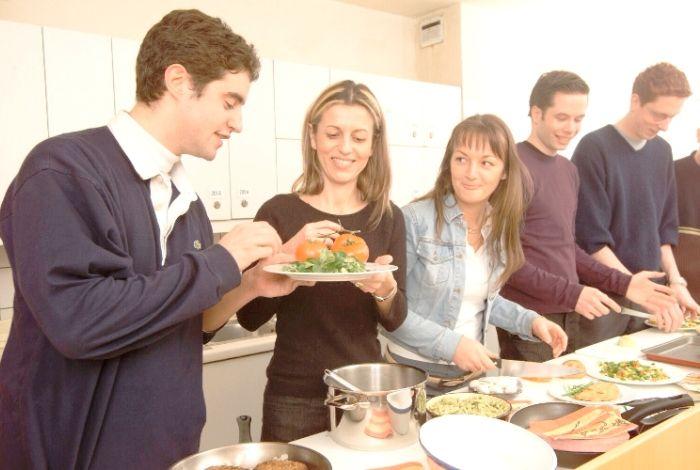 cursos aleman viena taller cocina - Viena