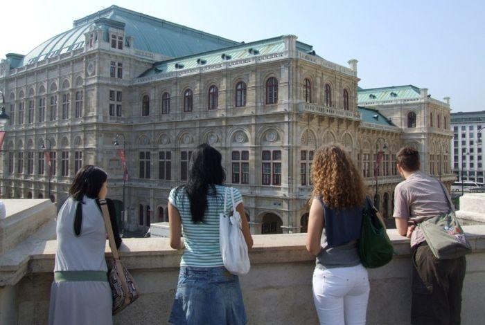 cursos aleman viena visitas - Viena