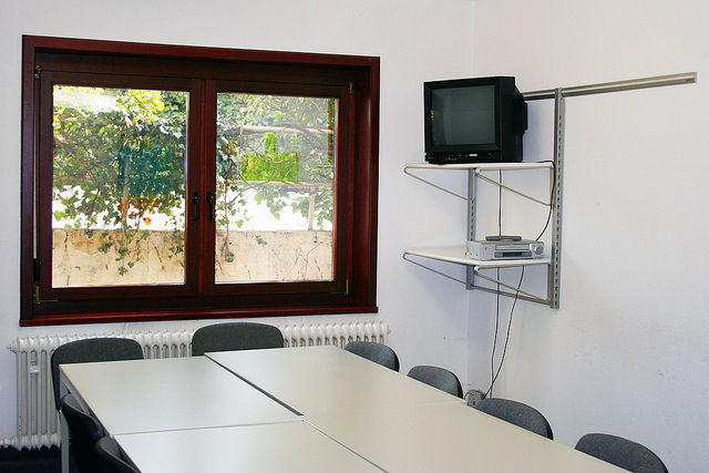 escuela aleman frankfurt aula - Frankfurt