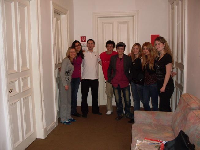 escuela aleman hamurgo alojamiento - Hamburgo