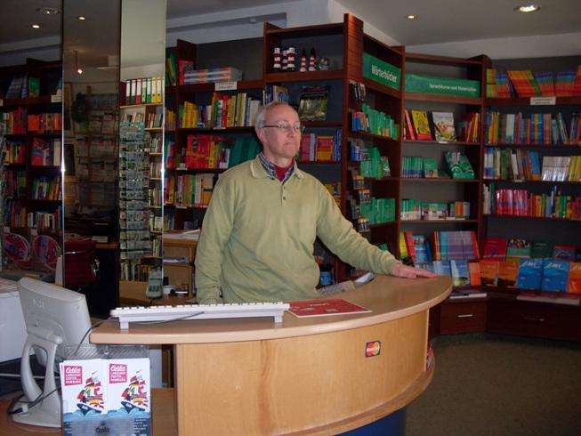 escuela aleman hamurgo libreria - Hamburgo