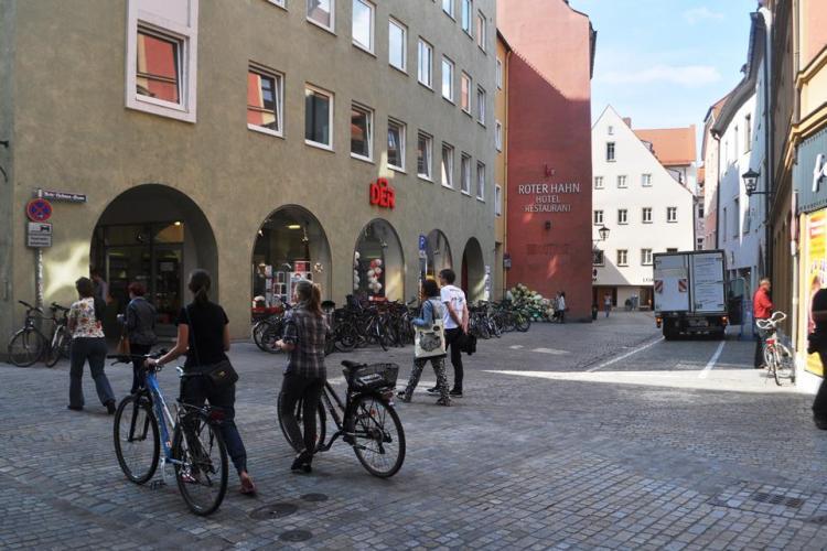 escuela aleman regensbrug - Regensburg