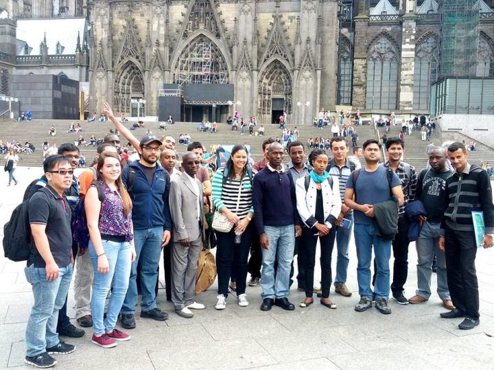 estudiar aleman colonia - Colonia