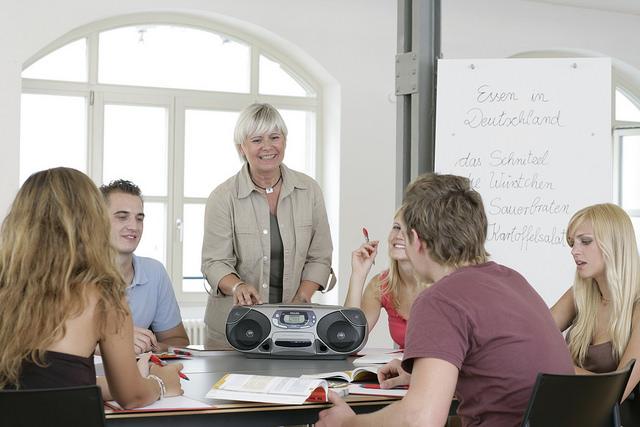 estudiar aleman frankfurt - Frankfurt