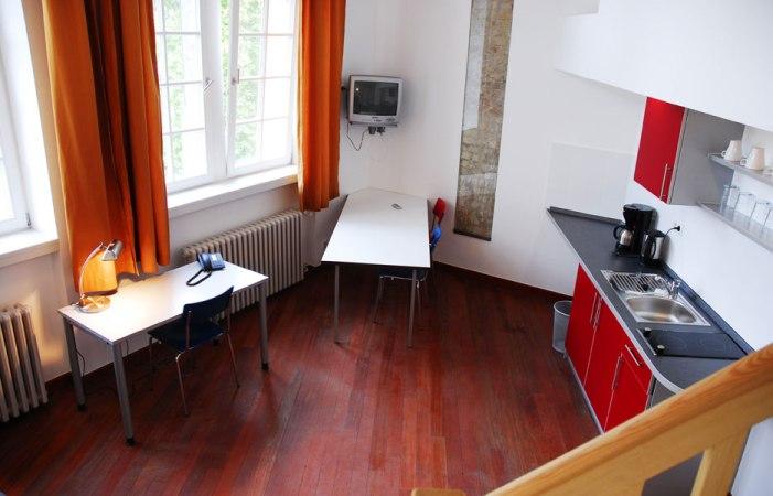 residencia campus cocina - GLS