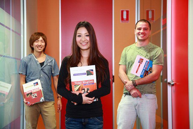 aprender ingles melbourne - Impact