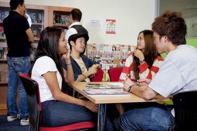 escuelas ingles melbourne - Impact