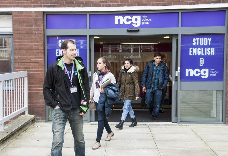 NCG Liverpool - Ofertas Reino Unido