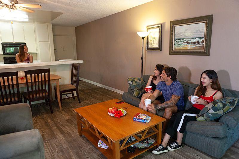 alojamiento apartamentos bay pinte san diego 1 - EC