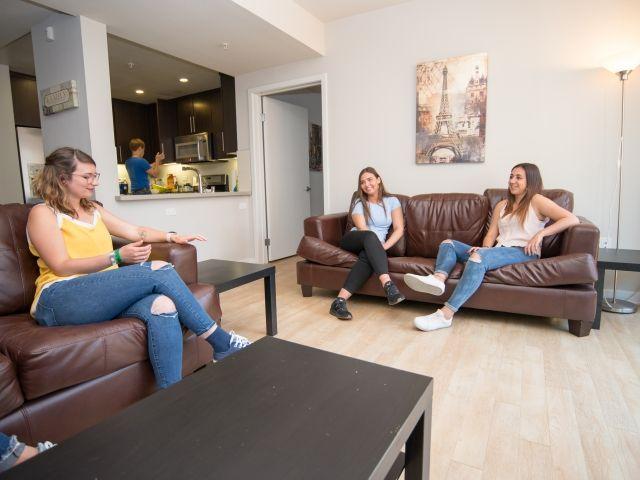 alojamiento santa monica apartamentos 1 - EC